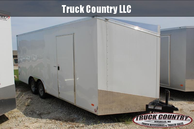 2020 Bravo Trailers 8.5'x20' scout Enclosed Cargo Trailer