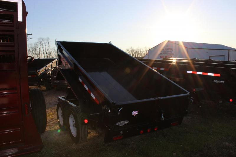 2020 PJ Trailers D5 5x10 Dump Trailer
