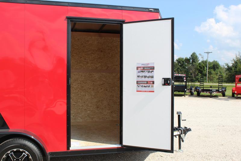 2020 Bravo Trailers 7x14 scout Enclosed Cargo Trailer