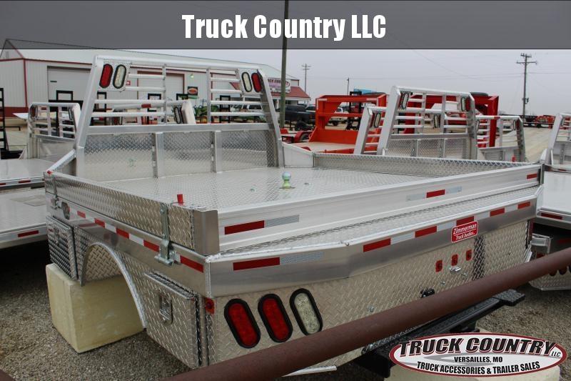 Zimmerman 97 x 102 platinum Truck Bed