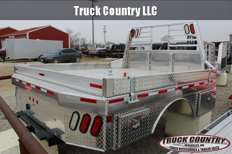 2019 Zimmerman 97 x 102 platinum Truck Bed
