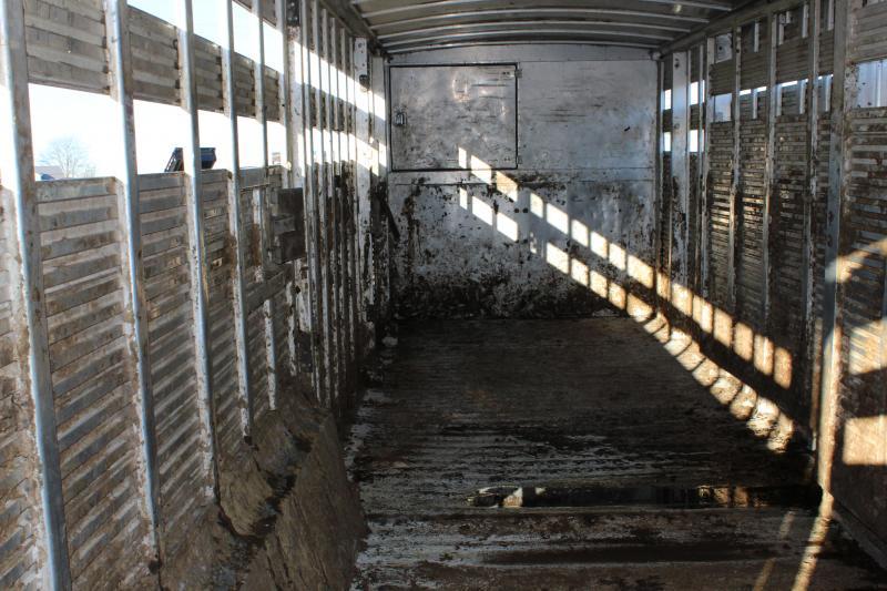 2001 Other 8x26 Southren Coach Livestock Trailer