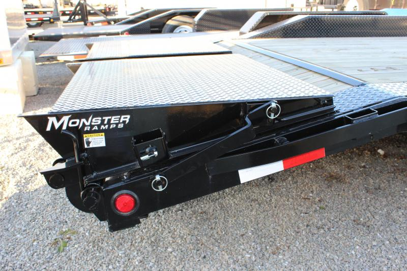 "2020 PJ Trailers B6 102""x22' superwide Equipment Trailer"