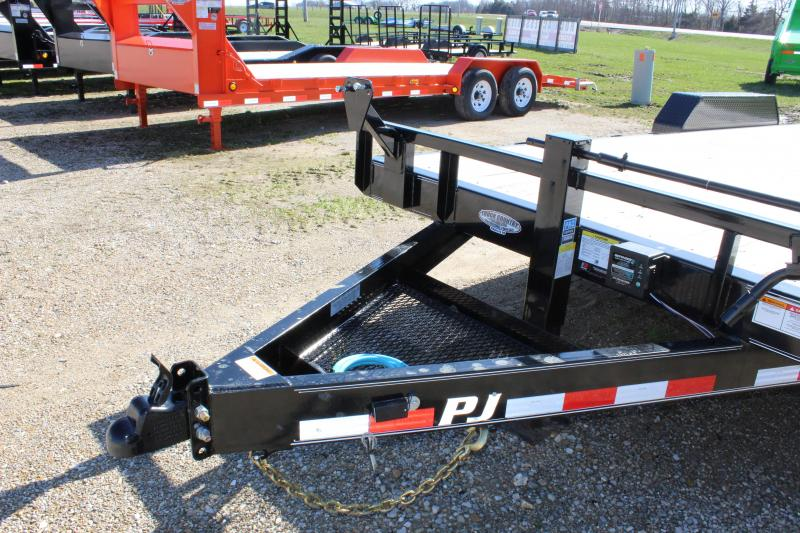 2020 PJ Trailers CC 20' Equipment Trailer