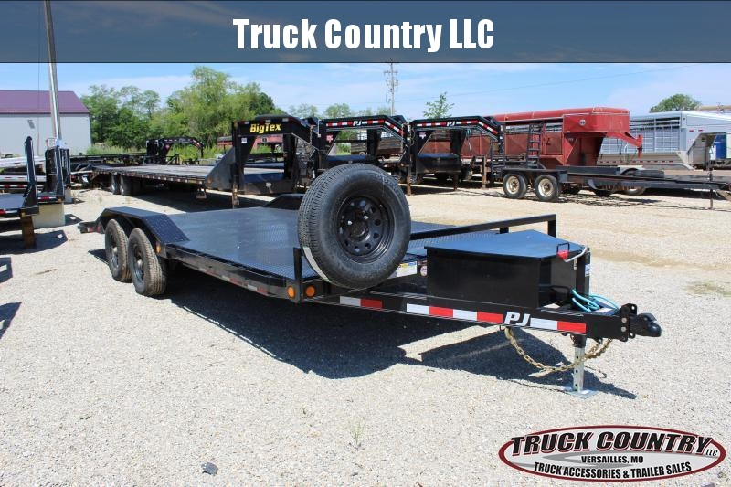 2020 PJ Trailers B5 superwide carhauler Car / Racing Trailer