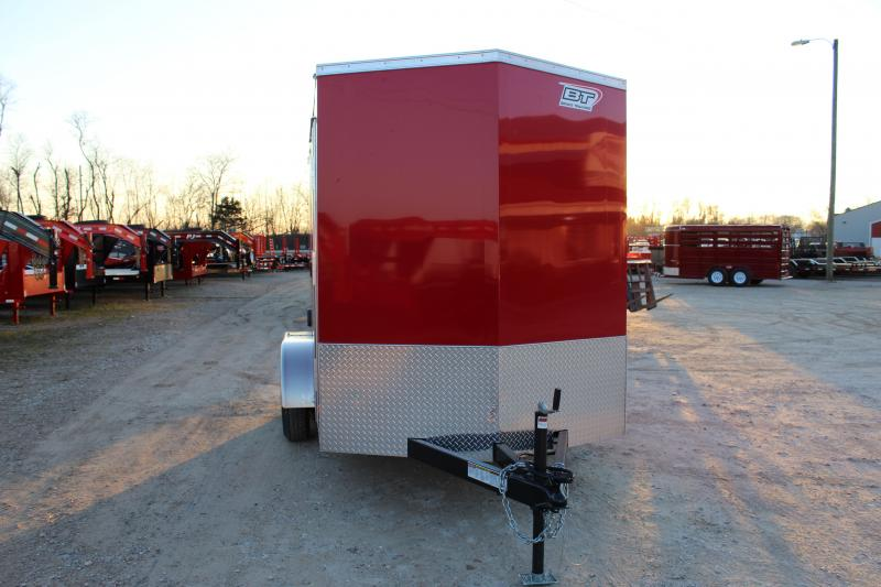 2019 Bravo Trailers 6x12 scout Enclosed Cargo Trailer