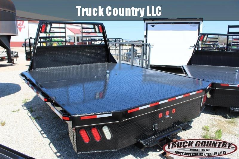 "2020 Zimmerman 97""x114"" steel 3000XL series Truck Bed"