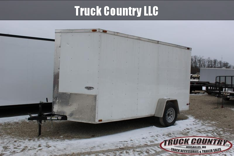 2017 Other 6x12 Enclosed Cargo Trailer
