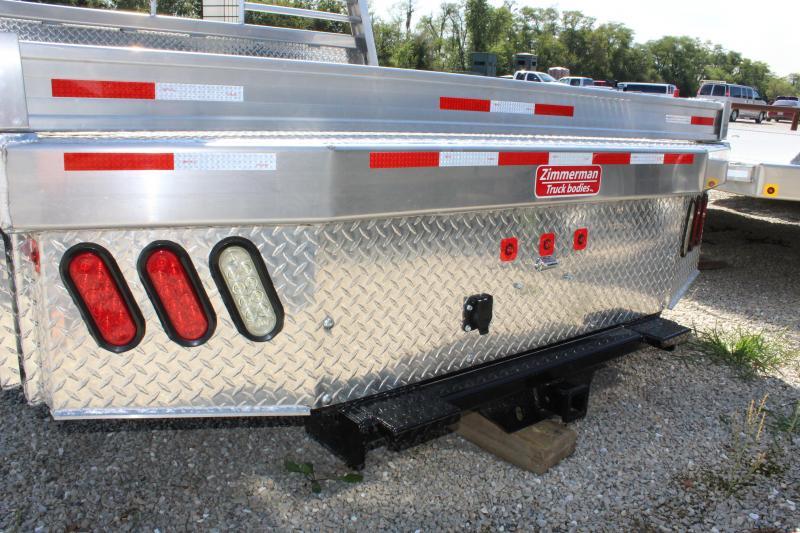2019 Zimmerman 84x84 platinum Truck Bed