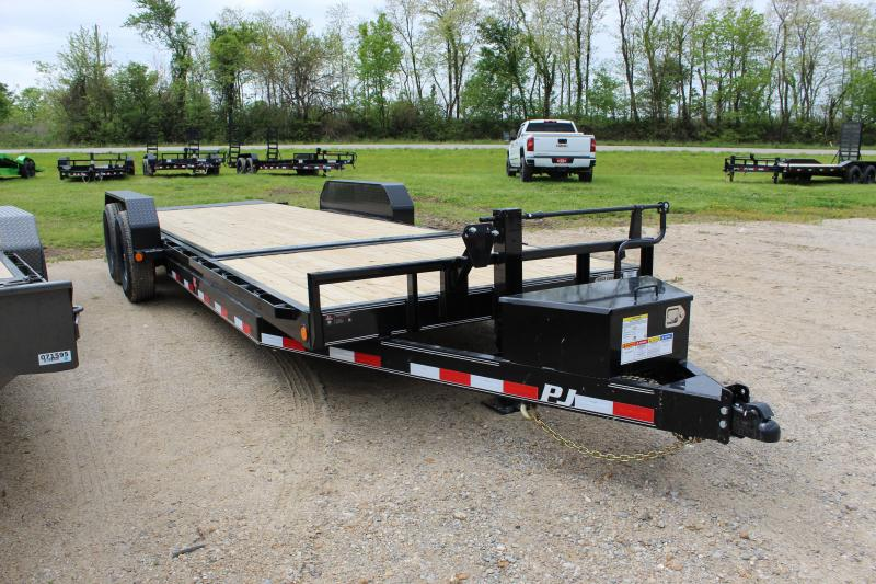 "2020 PJ Trailers T6 82""x22' Tilt Equipment Trailer"