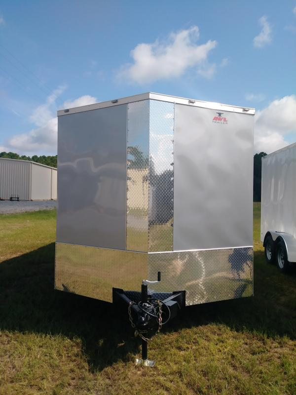 2020 Anvil 8.5x24 TA Enclosed Cargo Trailer