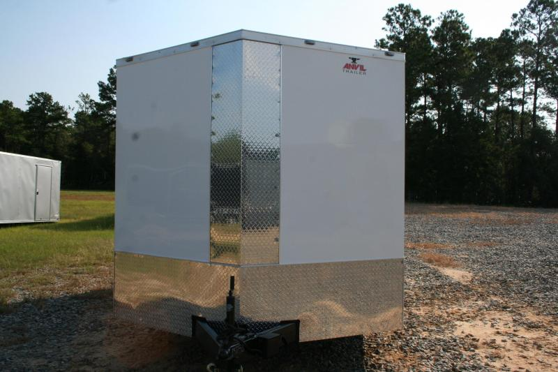 2020 Anvil 8.5x16 TA Enclosed Cargo Trailer