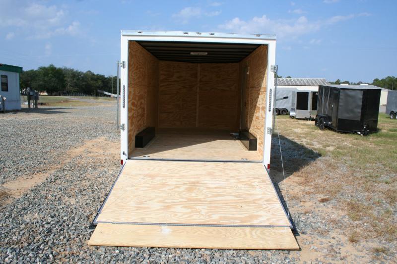 2020 Anvil 8.5x16 TA Enclosed Cargo Trailer