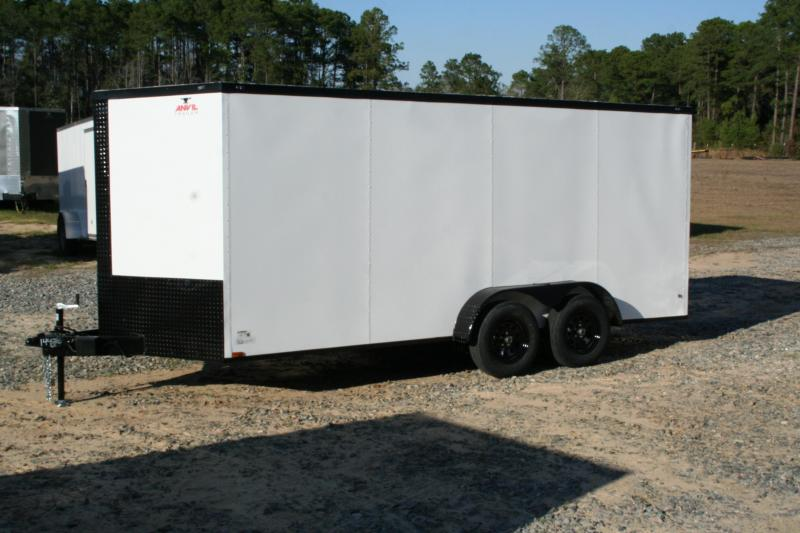 2020 Anvil AN4428 Enclosed Cargo Trailer