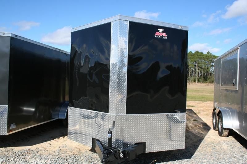 2019 Anvil 7 x 16 TA Enclosed Cargo Trailer
