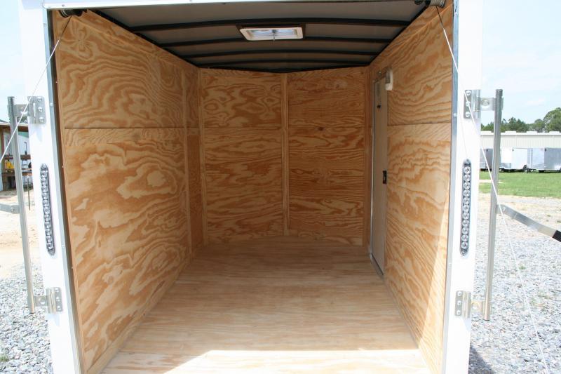 2019 Anvil 6X10 SA Enclosed Cargo Trailer