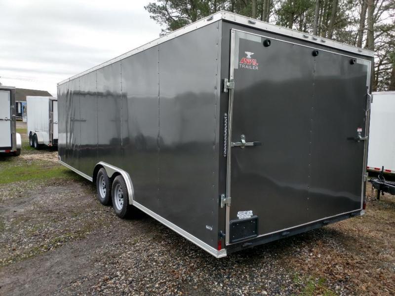 2019 Anvil 8.5X24 Enclosed Cargo Trailer