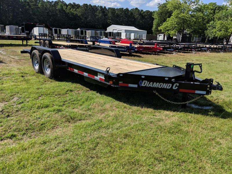 2019 Diamond C Trailers HDT Equipment Trailer