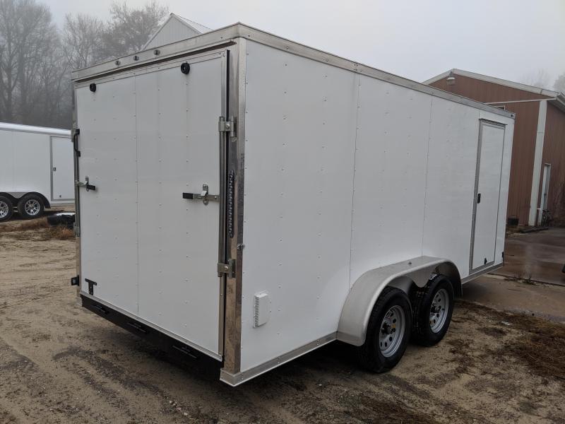 2020 Toro 7X16 Enclosed Cargo Trailer