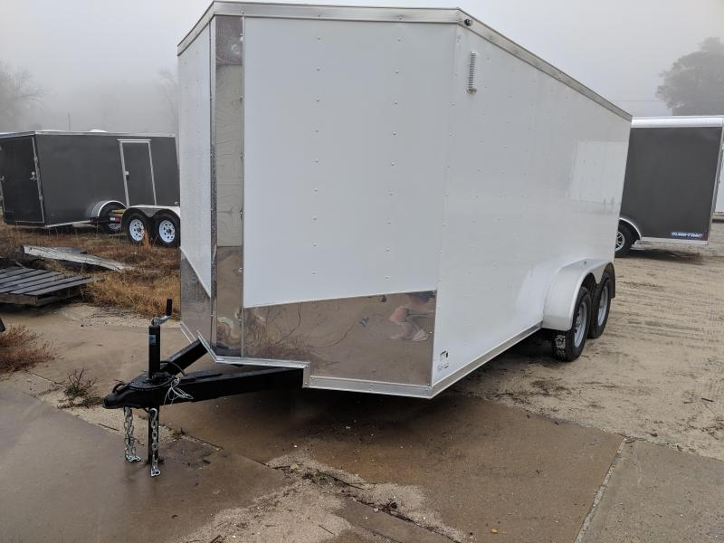 2020 Toro 7X16 Enclosed Cargo Trailer