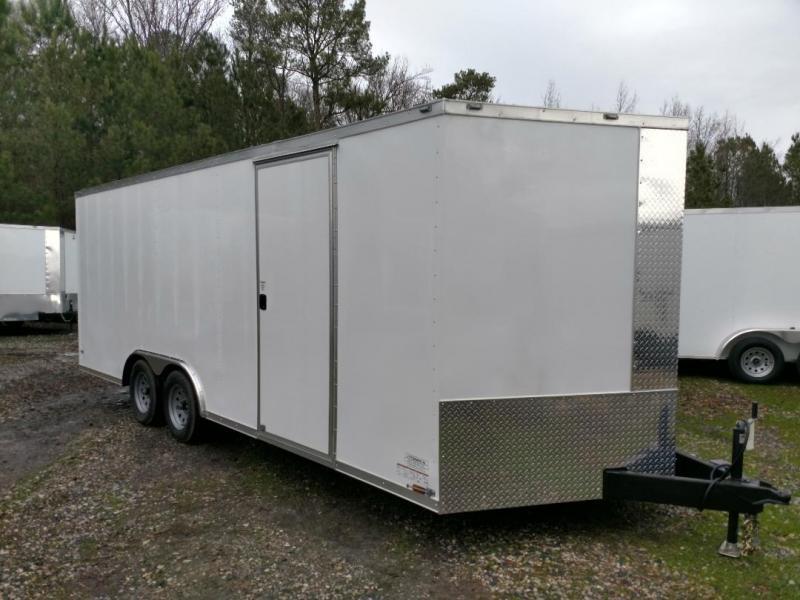 2019 Anvil 8.5X20 Enclosed Cargo Trailer