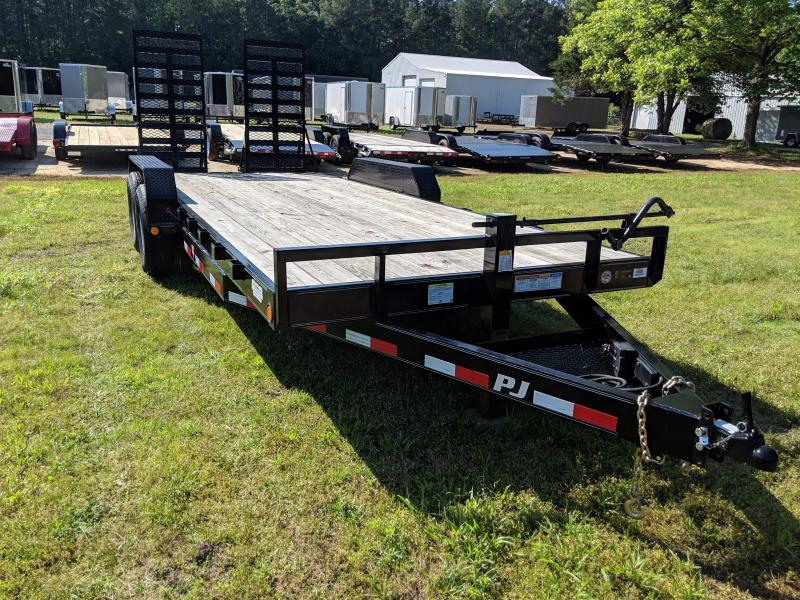 2020 PJ Trailers CC Equipment Trailer