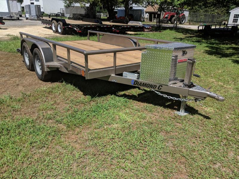 2019 Diamond C Trailers 12 Utility Trailer