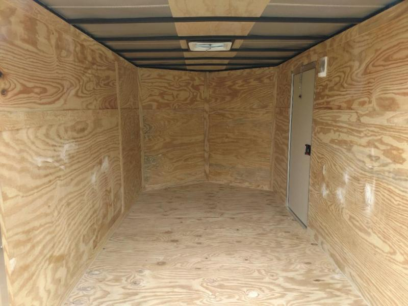 2019 Anvil 7X12 Enclosed Cargo Trailer