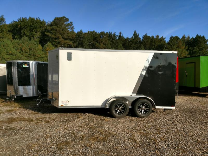 2020 Spartan 7x14 Enclosed Cargo Trailer