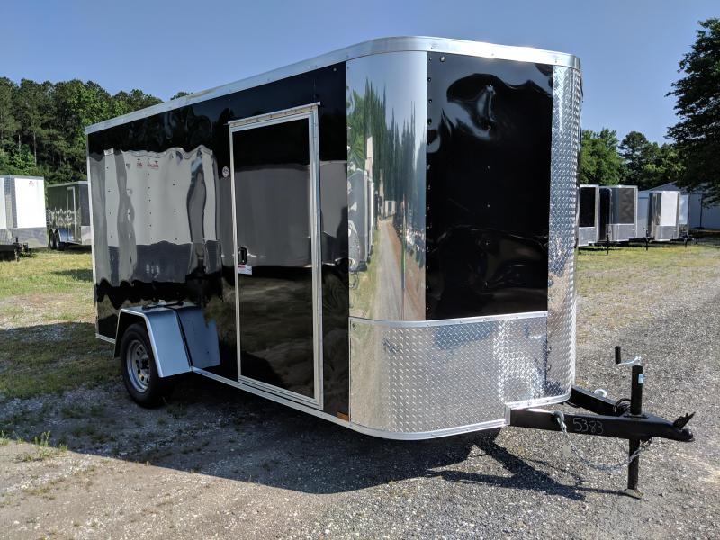 2020 Arising 7X12 Enclosed Cargo Trailer