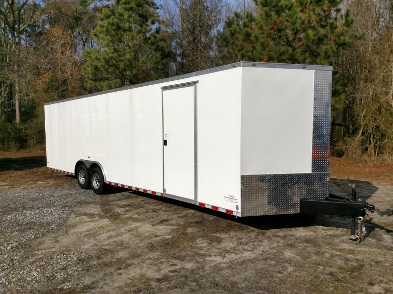 2019 Anvil 8.5x28 10k Car / Racing Trailer