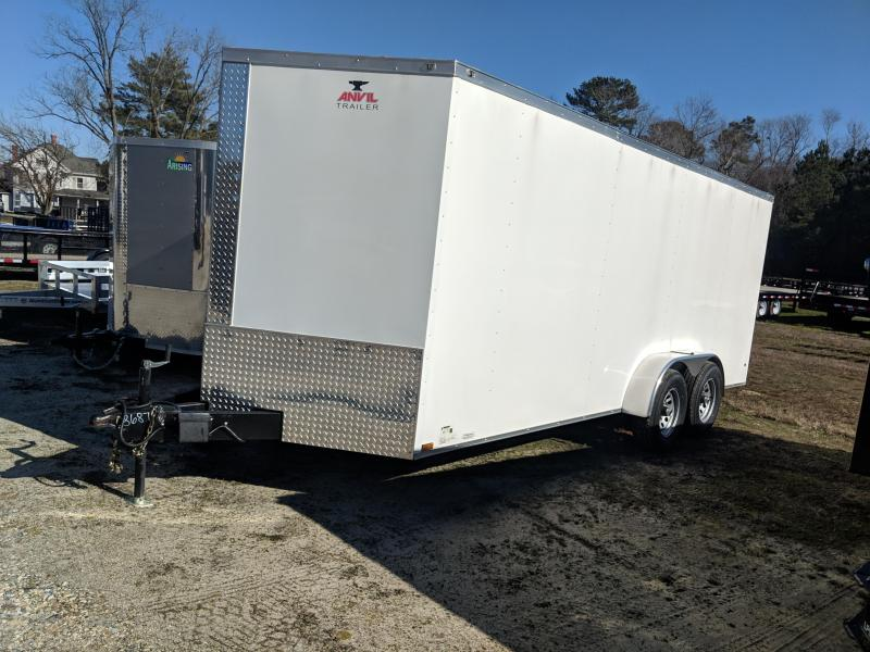 2019 Anvil 7X18 Enclosed Cargo Trailer