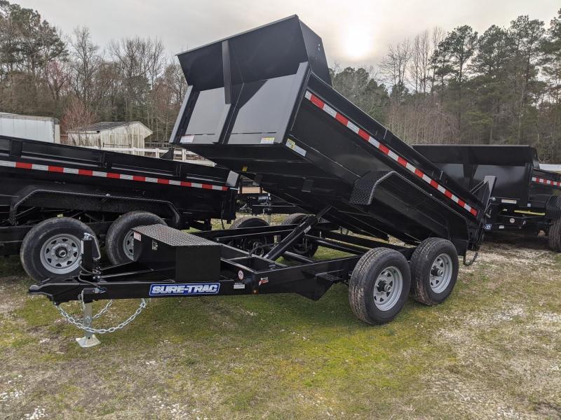 2020 Sure-Trac 72 IN x 10 LProfile 10K Single Ram Dump