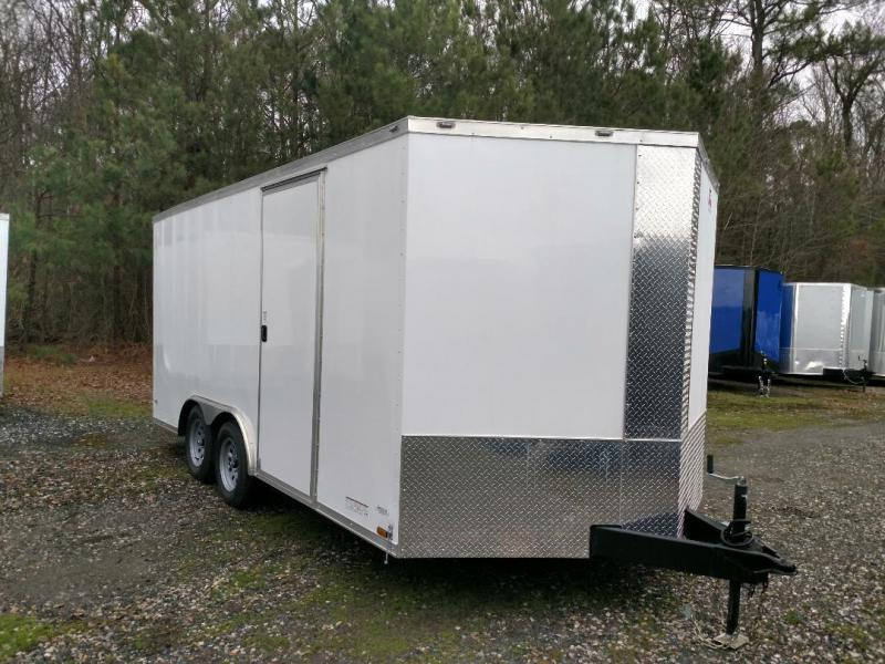 2020 Anvil 8.5X16 Enclosed Cargo Trailer