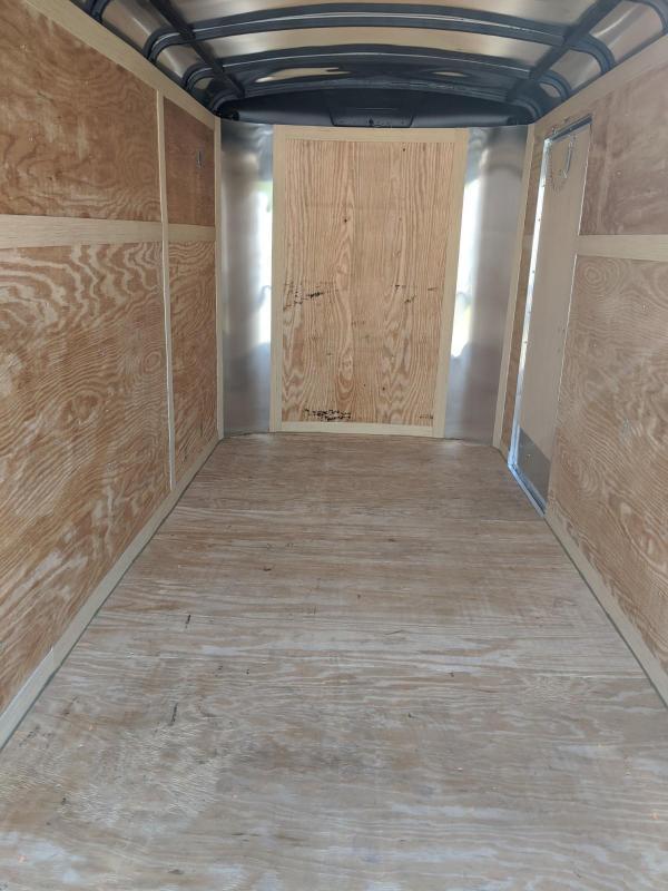 2020 Homesteader 6X12 Enclosed Cargo Trailer