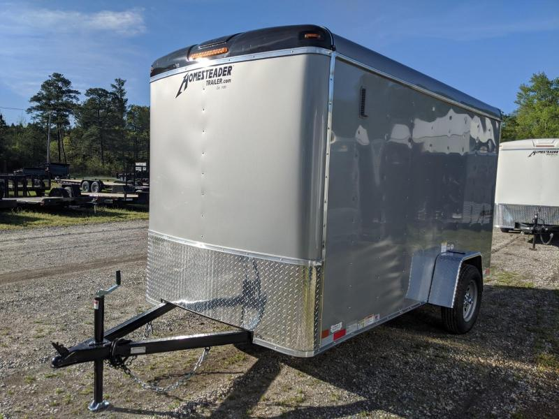 2020 Homesteader 6X12 Enclosed Cargo Trailer