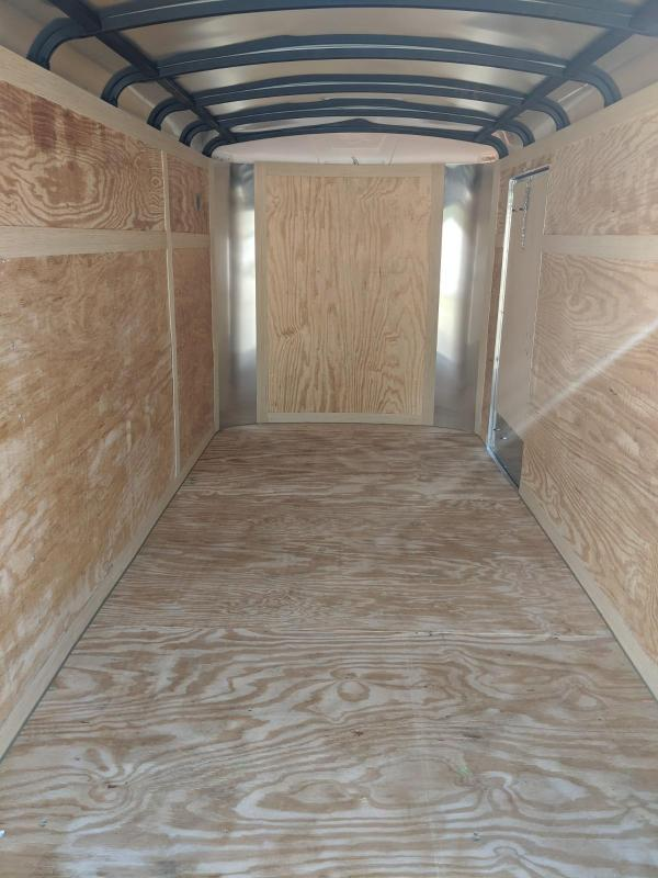 2020 Homesteader 6X12 HERC Enclosed Cargo Trailer