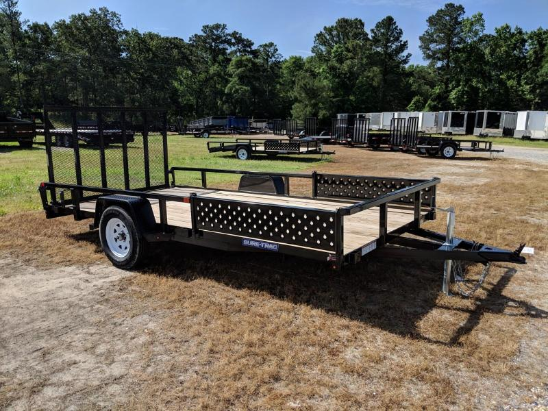 2019 Sure-Trac 7x14 atv Utility Trailer