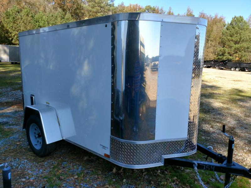 2020 Arising 5x8 Enclosed Cargo Trailer