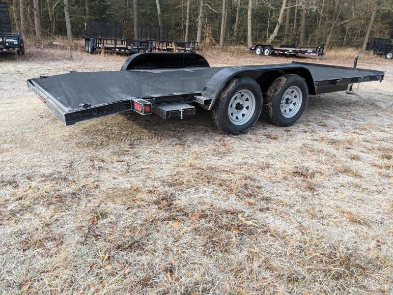 2020 American Manufacturing Operations (AMO) 18SFCH Equipment Trailer