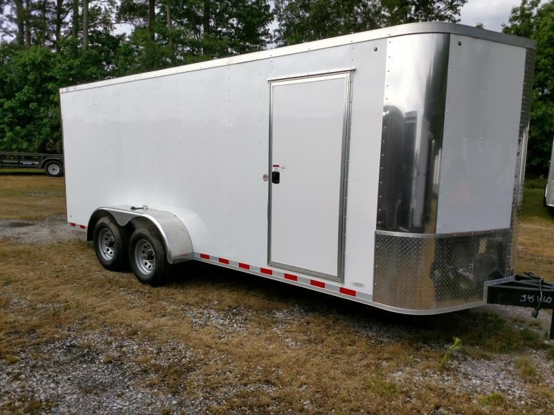 2019 Arising 7x18 10k Enclosed Cargo Trailer