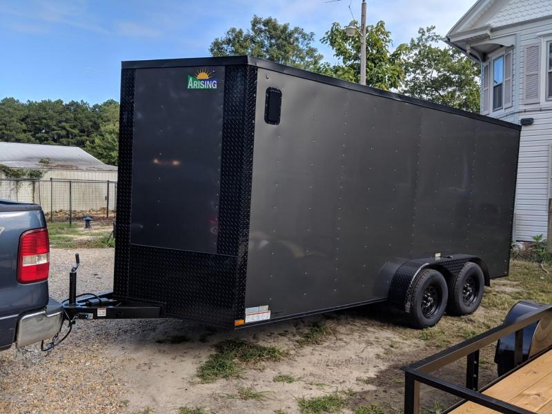 2020 Arising 7X16 Enclosed Cargo Trailer