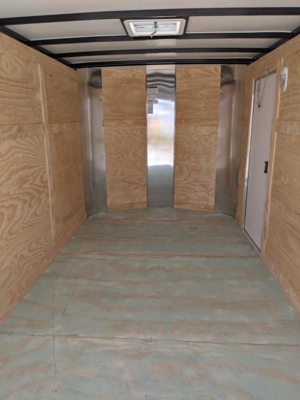 2020 Arising 7X12 7K Enclosed Cargo Trailer