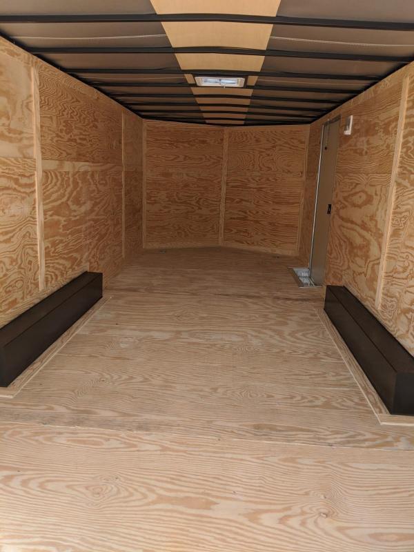 2020 Anvil 8.5X20 Enclosed Cargo Trailer