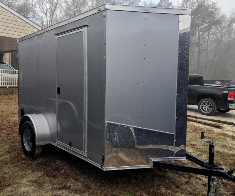 2020 Toro 6X10 Enclosed Cargo Trailer