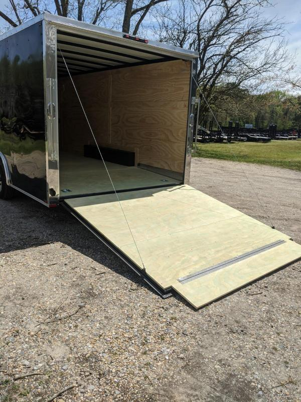 2020 Arising 8.5X20 7K Enclosed Cargo Trailer