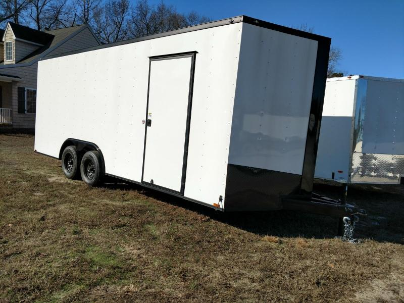2020 Spartan Cargo 8.5X20 Enclosed Cargo Trailer