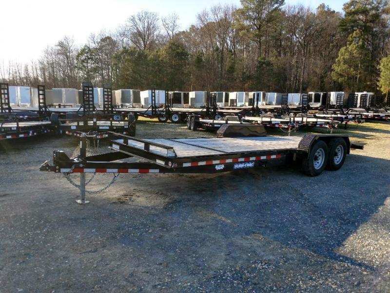 2019 Sure-Trac 18+4 TILT Equipment Trailer