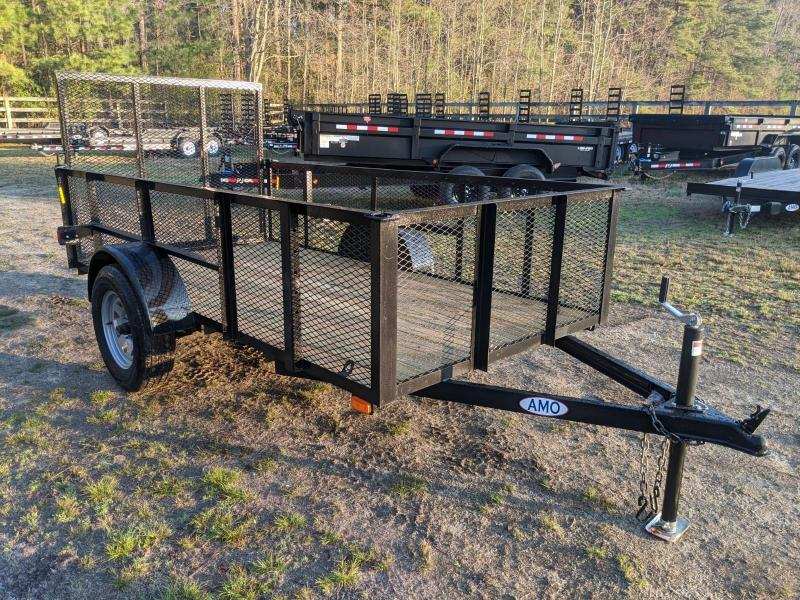 2020 American Manufacturing Operations (AMO) 5X10 HIGHSIDES Utility Trailer