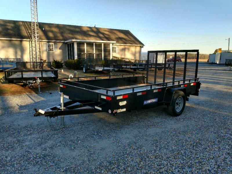 2019 Sure-Trac 7X12SA Utility Trailer